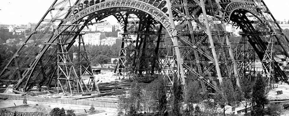 The Eiffel Tower… From Reviled Local Eyesore to Revered International Icon